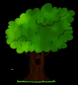 Dessin - L'arbre