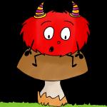 automne_champignon_rouge