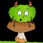 automne_champignon_vert