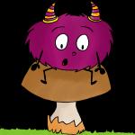 automne_champignon_violet