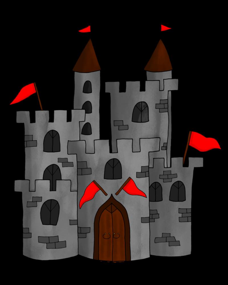 Dessin le ch teau le blog de mysticlolly - Dessin chateau princesse ...