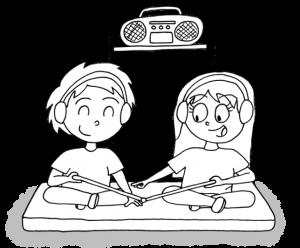 Dessin - Espace écoute