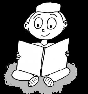 dessin lecture