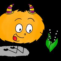 dessin mystik's cueille du muguet