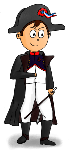 Dessin Empire Napoléon Bonaparte