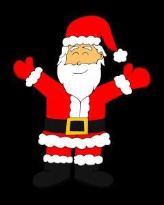 Dessins sur le thème de Noël - Le Père Noël