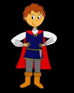 Dessin - Le prince