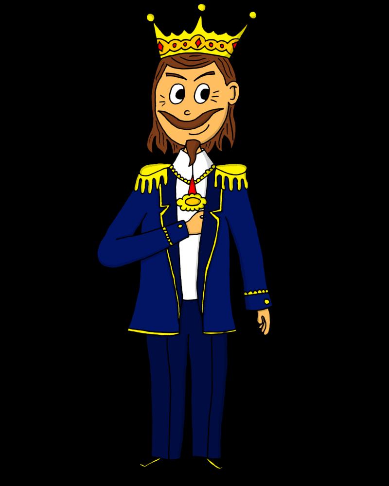 Dessins les personnages des contes le blog de mysticlolly - Coloriage roi ...