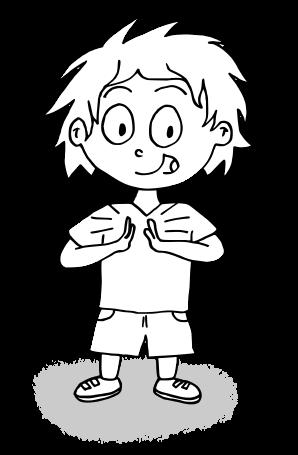 Dessins vie de classe le blog de mysticlolly - Dessin main enfant ...