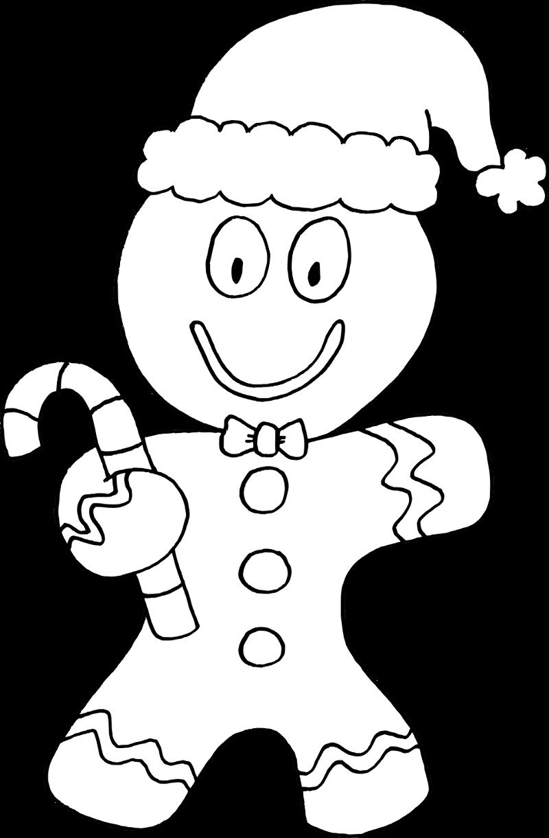Dessin le bonhomme de pain d pices le blog de mysticlolly - Le dessin du bonhomme ...