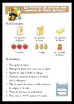 recette le g teau aux pommes de tatie rosette le blog de mysticlolly. Black Bedroom Furniture Sets. Home Design Ideas