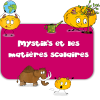 Mystik's et les matières scolaires