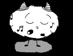 Dessin - chant et musique à colorier