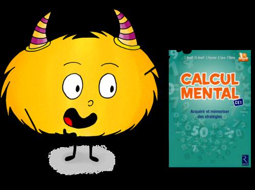 Retz - Calcul mental CE1