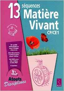 RETZ 13 séquences Matière Vivant CP-CE1