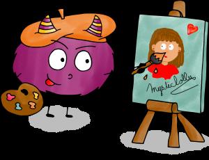 Dessin - artiste peintre
