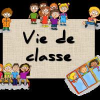 dessins vie de classe
