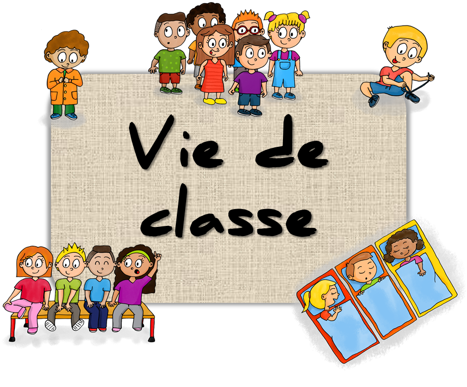 Dessins vie de classe le blog de mysticlolly - Image classe maternelle ...