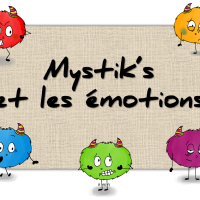 Dessins mystik's émotions