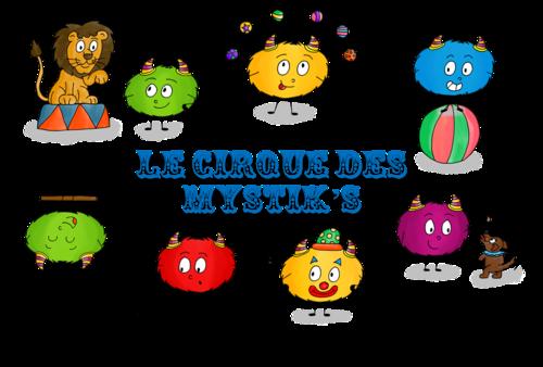 Dessins Les Mystik S Font Leur Cirque Le Blog De
