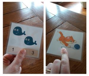 Maternelle - cartes à doigts
