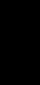 Fille schéma corporel