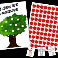 Cycle 1 - le jeu de l'arbre