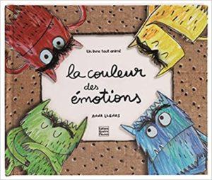 Album sur les émotions - La couleur des émotions