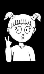 Dessins des gestes de la méthode Borel-Maisonny par Mysticlolly