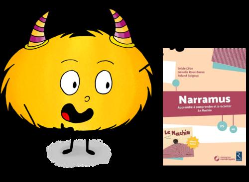 Narramus - Le machin présenté par Mysticlolly
