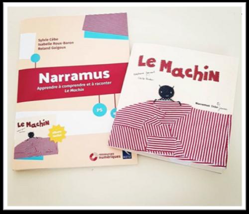 Narramus - guide pédagogique et album