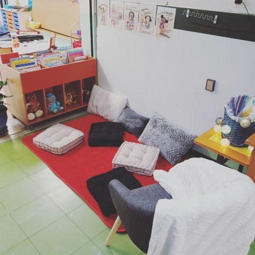 Pédagogie des espaces - Espace bibliothèque