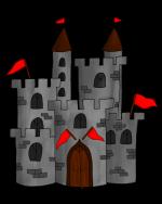 Dessin - Le château