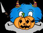 Dessin Automne Mystik's prépare Halloween