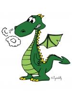 Dessin - Le dragon