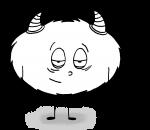 Dessin Emotions Mystik's fatigue