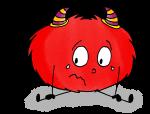 Dessin Emotions Mystik's tristesse