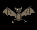 Dessin - chauve souris