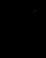 Dessin - sorciere chaudron noir et blanc